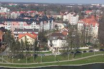 Youth Park, Kaliningrad, Russia
