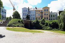 Wallanlagen, Rostock, Germany