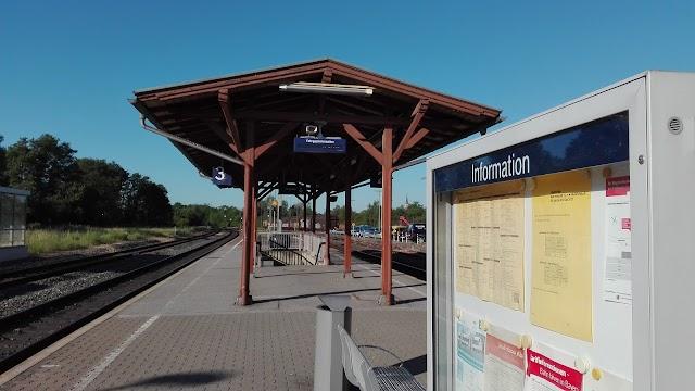 Bahnhof Bad Neustadt (Saale)