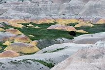 Conata Basin Overlook, Badlands National Park, United States