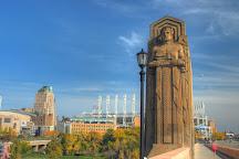 Hope Memorial Bridge, Cleveland, United States