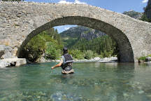 Pyrenees Fly Fishing, Biescas, Spain