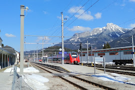 Станция   Reutte Bahnhof