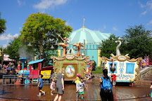 Casey Jr. Splash 'N' Soak Station, Orlando, United States