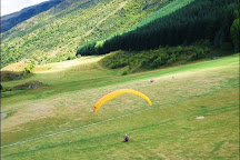 Coronet Peak Tandem Paragliding and Hang Gliding, Queenstown, New Zealand