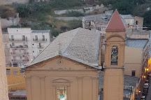 Statua del Commissario Montalbano, Porto Empedocle, Italy
