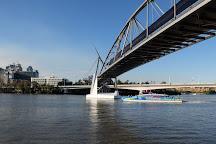 Goodwill Bridge, Brisbane, Australia