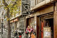 Sala Clamores Jazz & Soul, Madrid, Spain