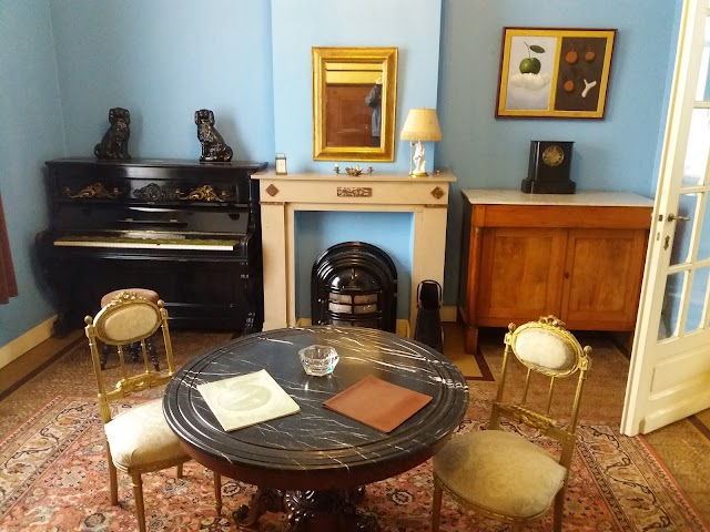 Rene Magritte House Museum