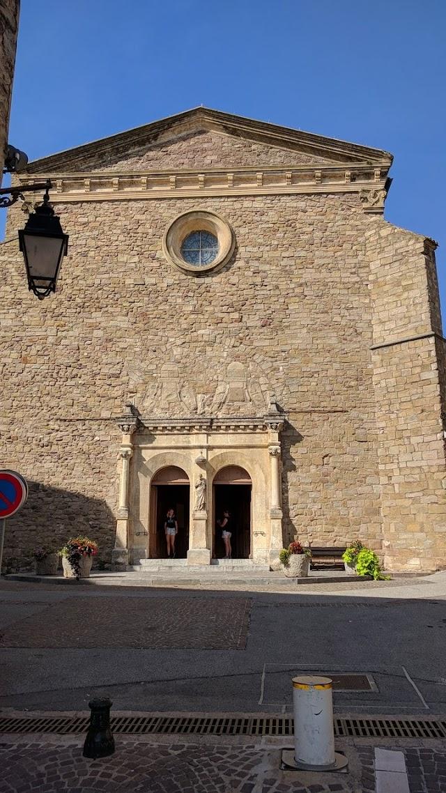 Église de Roquebrune