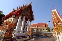 Wat Bang Peng Tai Temple, Bangkok, Thailand