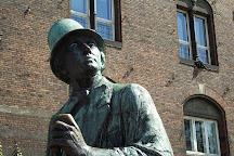 Hans Christian Andersen, Copenhagen, Denmark