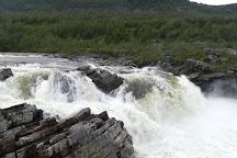 Stabbursdalen nasjonalpark, Lakselv, Norway