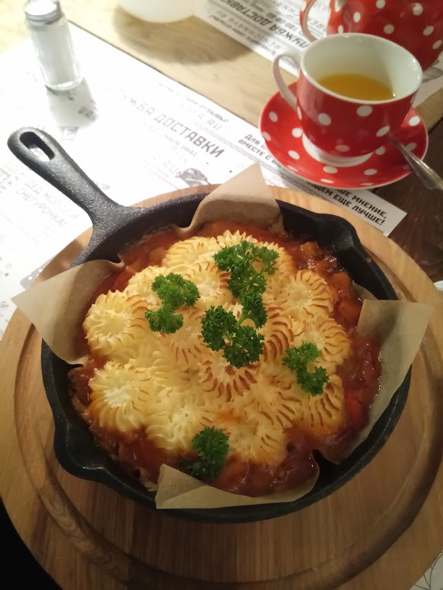 Вареничная №1: домашняя еда в Москве