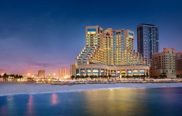 E- VISION FAIRMONT HOTEL -ETISALAT AJMAN