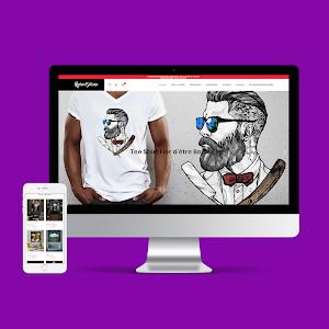 Sacha Le-Berre - Création de site internet Wordpress - Amiens