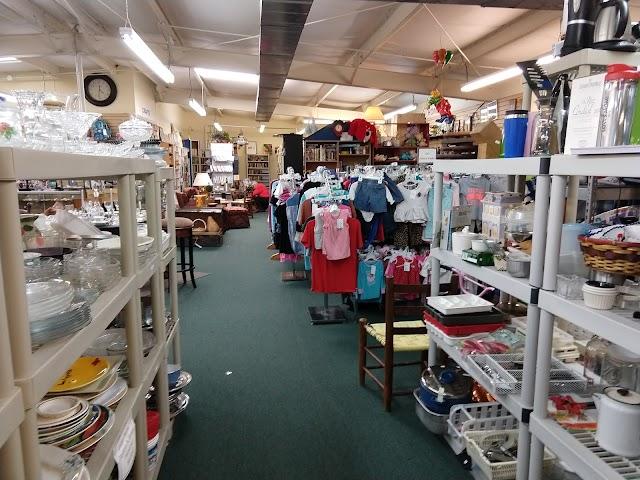 St Christopher's Resale Shop