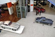 Mercedes-Benz World at Brooklands, Weybridge, United Kingdom