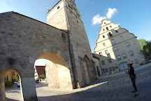 Bauerlinsturm, Dinkelsbuhl, Germany