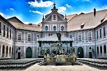 Wittelsbacher Brunnen, Munich, Germany
