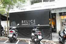 Belice Cocktail Bar, Barcelona, Spain