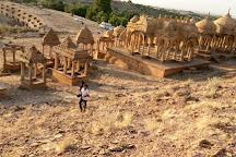 Bada Bagh, Jaisalmer, India