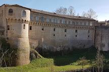 Chiesa dei Morti, Urbania, Italy