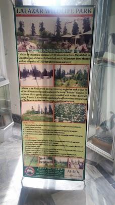 Lalazar Wildlife Park nathia-gali