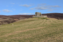 Auchindoun Castle, Keith, United Kingdom