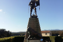 Monument aux Morts de Bonifacio, Bonifacio, France