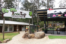 Visit Thunderbird Park on your trip to Tamborine Mountain or Australia