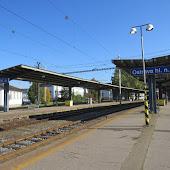 Train Station  Ostrava Hlavni Nadrazi