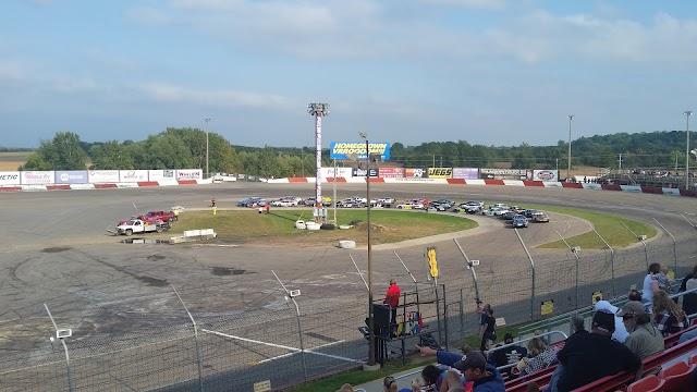 Elko Speedway & Drive-in Theater