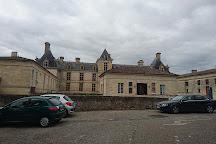 Chateau de Cadillac, Cadillac, France
