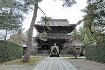 Tentokuin Temple, Kanazawa, Japan