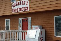 Charlie's Smokehouse, Gills Rock, United States