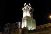 Torre dell'Orologio, Tortoreto, Italy