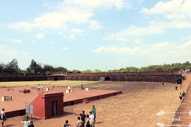 Early 17th Century Fort