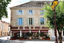 Maison des Vins de Saint-Chinian, Saint-Chinian, France