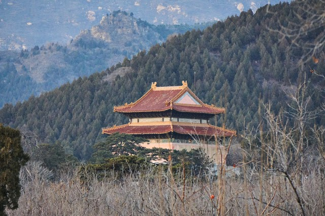 Ming Tombs - Maoling Tomb