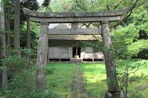 Kobie Shrine, Sado, Japan