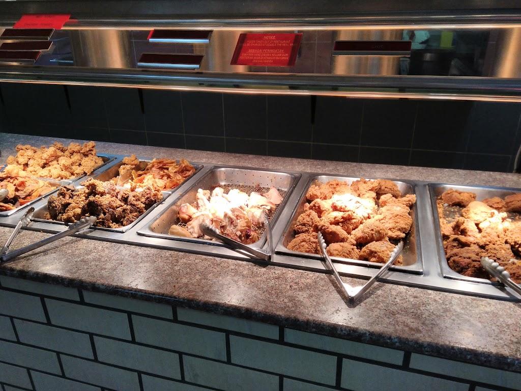Hartz Chicken Buffet, Kuching — Jalan Tunku Abdul Rahman, phone ...