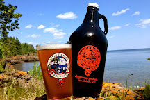 Castle Danger Brewery, Two Harbors, United States