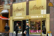 Auer Chocolatier, Geneva, Switzerland
