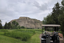 Bully Pulpit Golf Course, Medora, United States