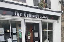 Deil's Cauldron, Comrie, United Kingdom