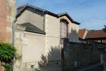 Maison-Atelier de Daubigny, Auvers-sur-Oise, France
