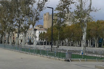 Via Domitia of Narbonne, Narbonne, France