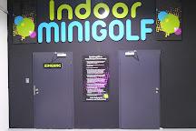 Indoor Minigolf Schwarzlicht, Herborn, Germany