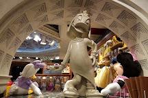 The Disney Store, Rome, Italy